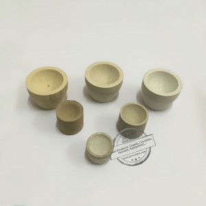Fire Assay Magnesite Cupels with Good Price