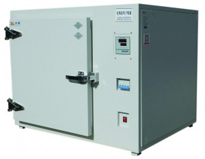 High temperature drying box