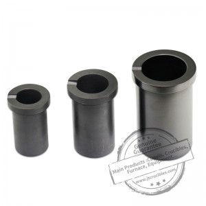 High pure graphite crucibles