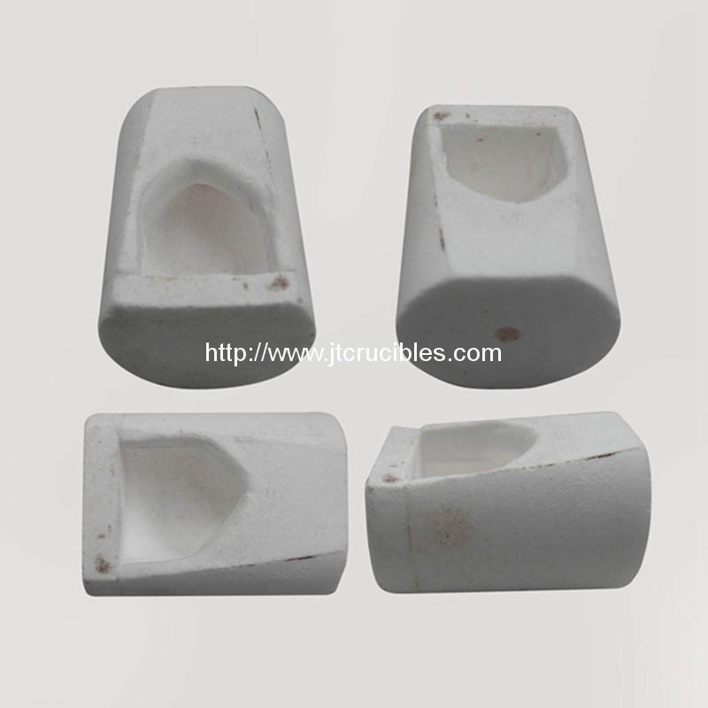 1oz Centrifugal dental casting silica crucibles