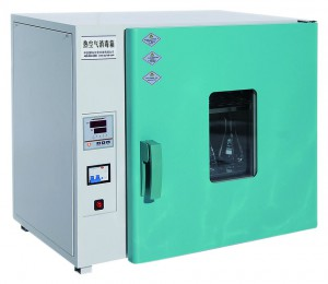 Precision type hot air disinfection box