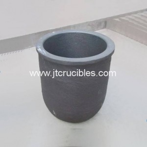 Melting graphite crucibles