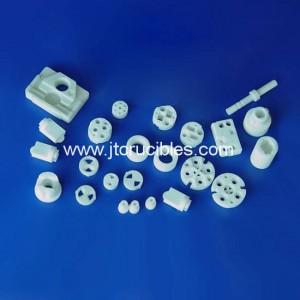 Hochreinem Aluminiumoxid-Komponenten