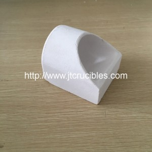 30oz Dental alloy casting quartz crucibles