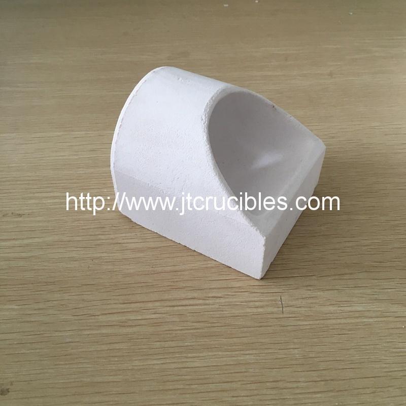30oz Dental alloy casting quartz crucibles