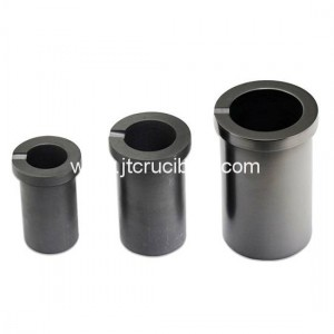 High purify graphite crucibles