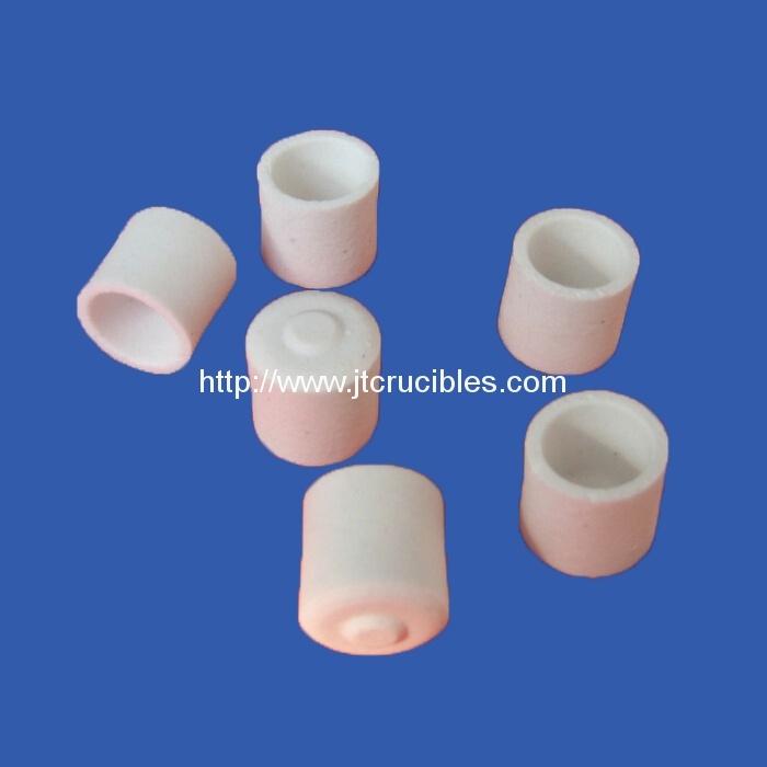 Ceramic Crucible 528-018 carbon sulfur crucibles pack of 1000