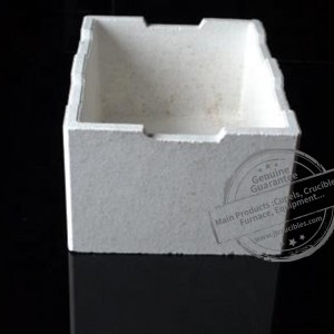 Corundum Mullite Alumina Saggers for Electric Furniture