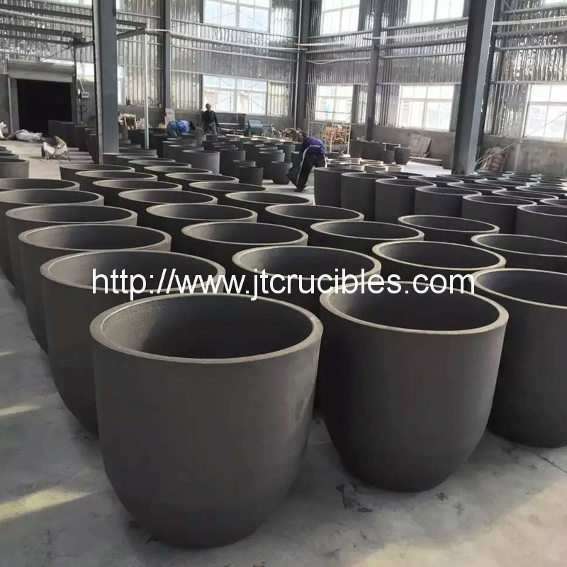 Meltling metals Silicon Carbide (SiC) Crucibles